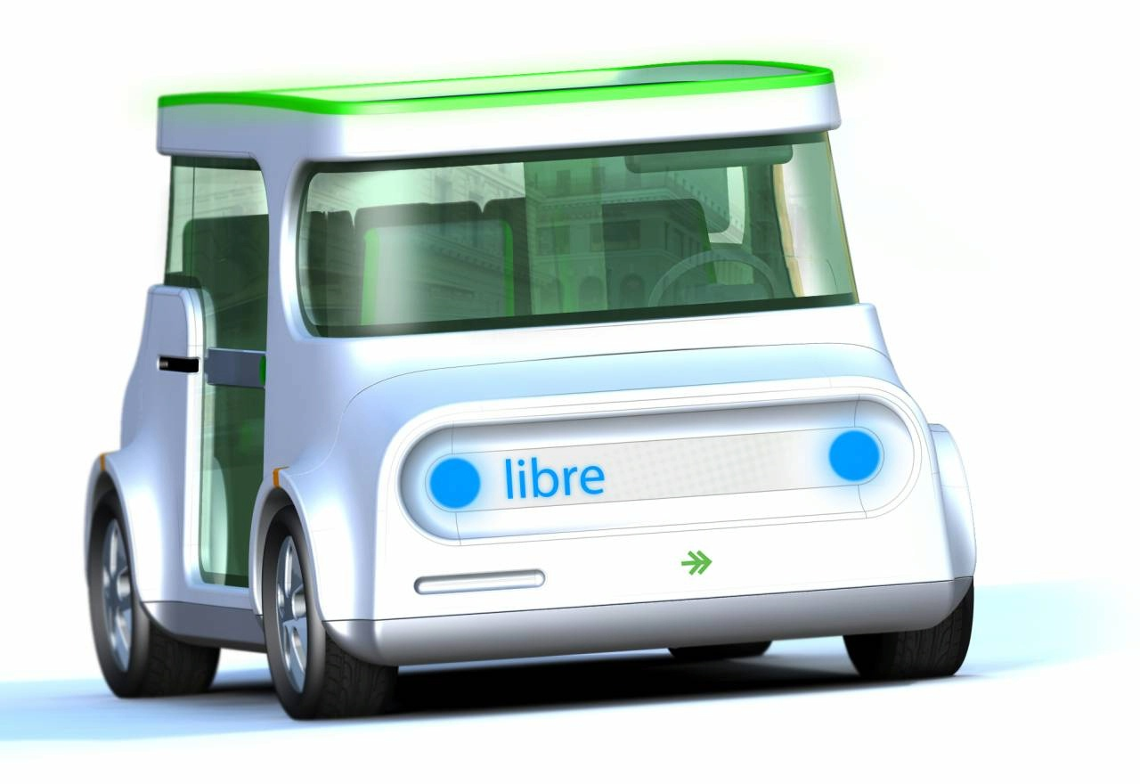 MX-LIBRIS – такси будущего