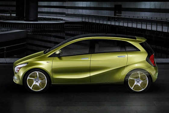 Mercedes готовит три концепта для Детройта