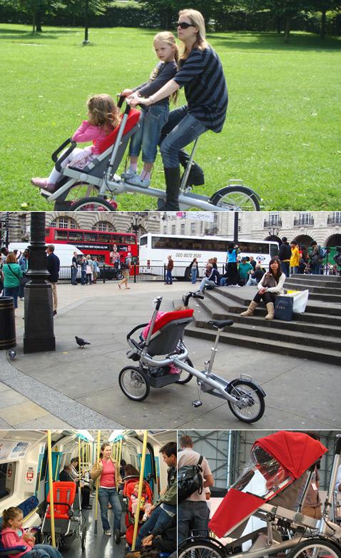 И вновь изобретен велосипед...
