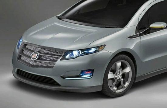 Chevrolet Volt станет Cadillac Volt