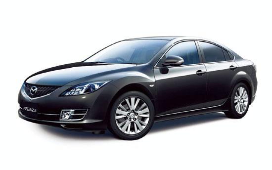 "Mazda начинает новогодний ""чёс"""