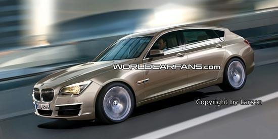 BMW в новом году устроит парад новинок