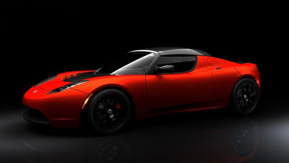 Tesla Roadster в версии Sport