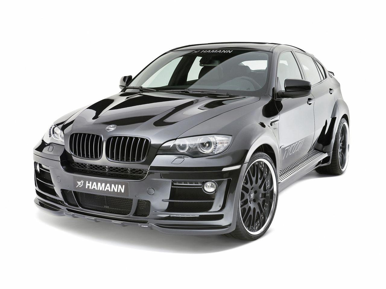 Hamann официально представило BMW X6 Tycoon