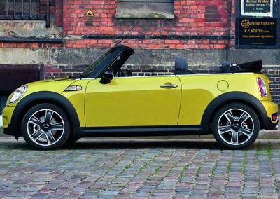 "Cooper Works привезет в Женеву ""горячий"" Mini Cooper S Convertible"