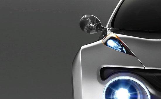 Единственный тизер Nissan Qazana