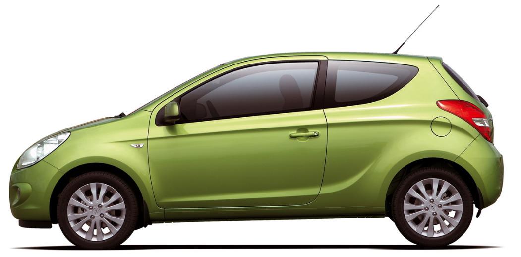 Hyundai позволил взглянуть на новый i20