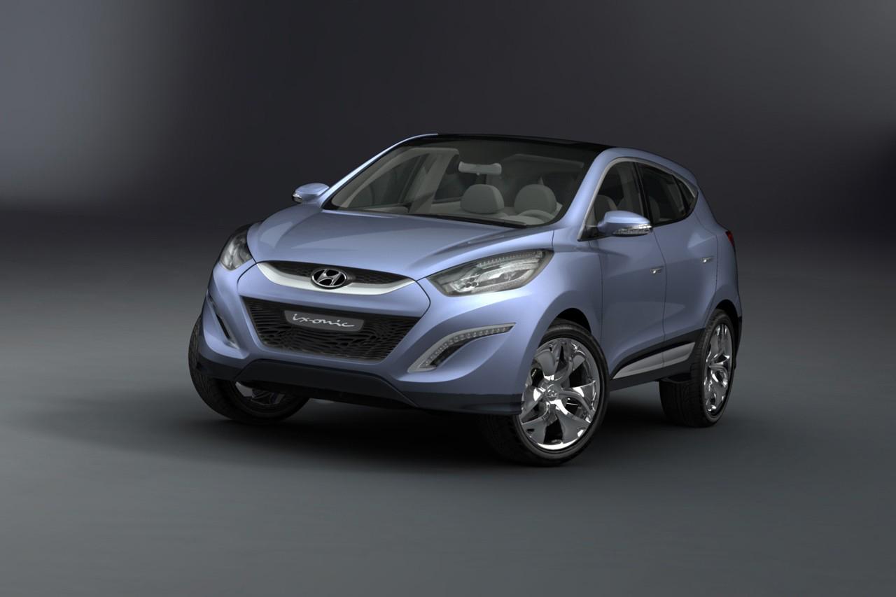 Hyundai ix-onic