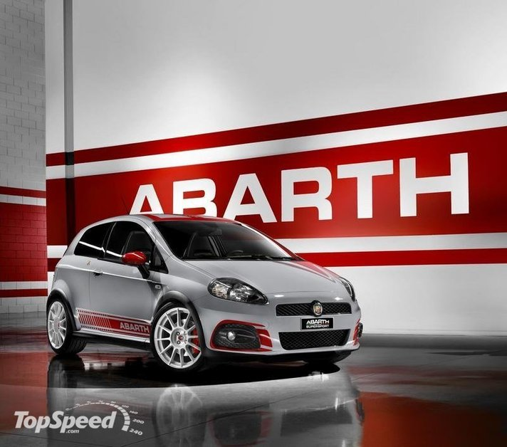 Fiat Grande Punto Abarth SS