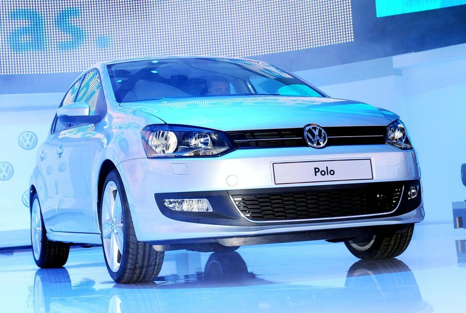 Женева-2009: Volkswagen Polo
