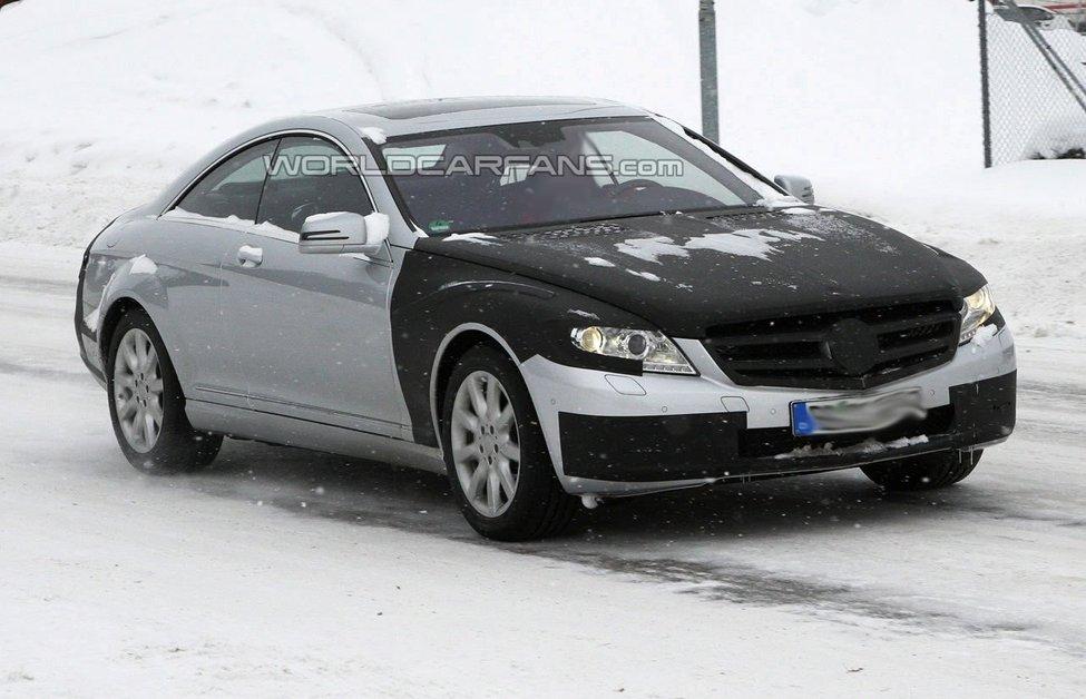 Mercedes S-класса 2011 модельного года