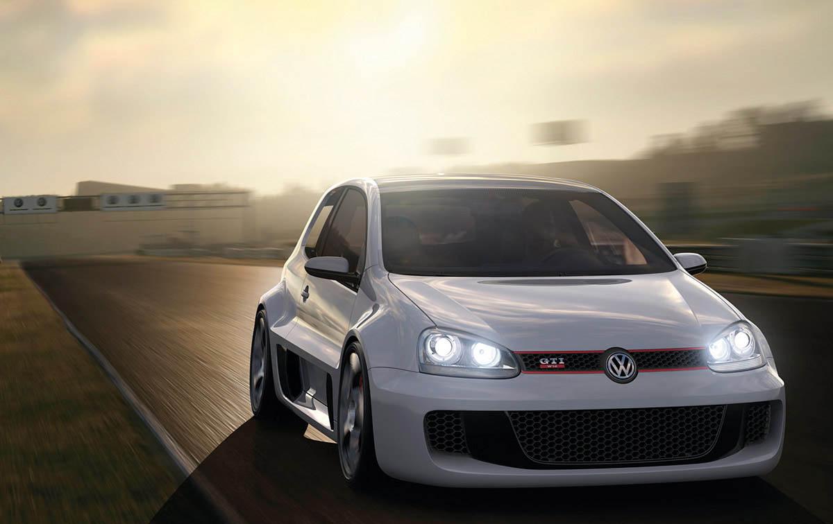 Volkswagen Golf GTI-R: мал, да дорог