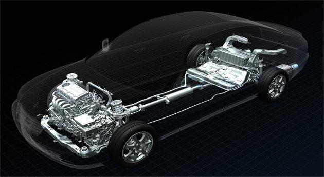 Sonata Blue Drive:  Hyundai с первым гибридом