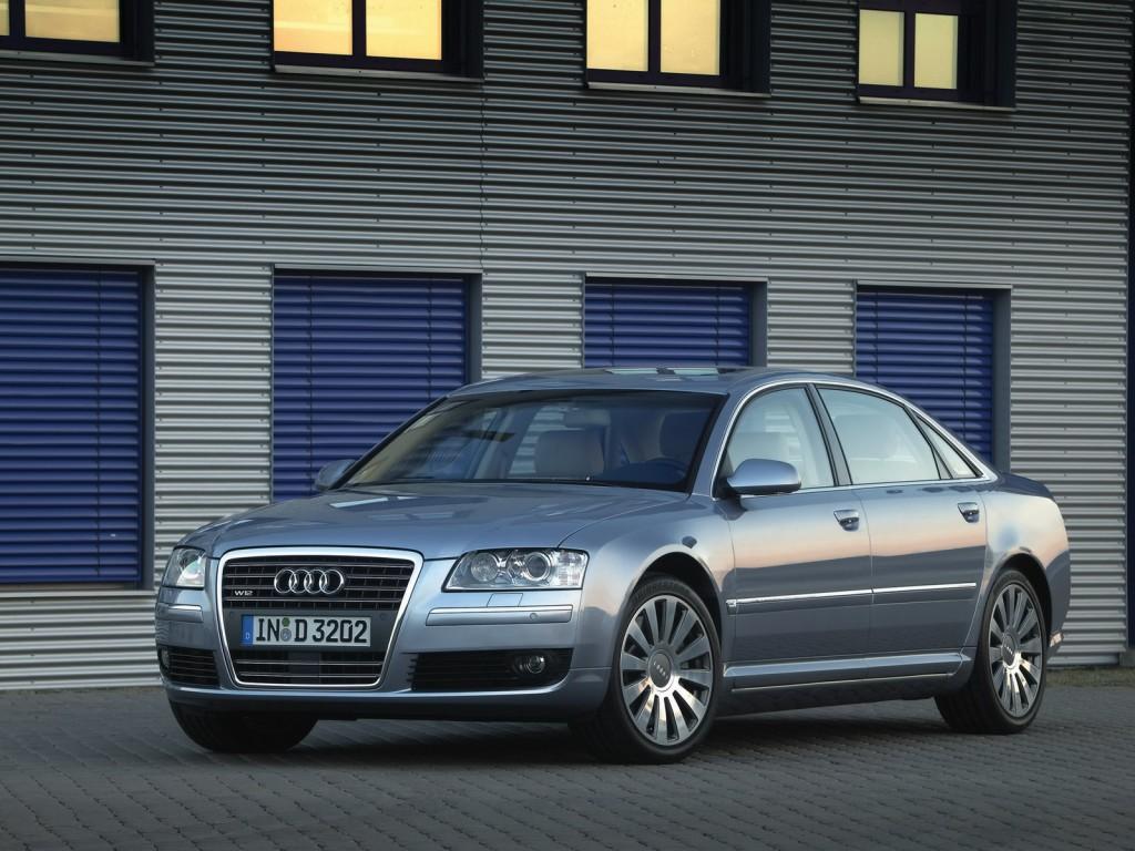 Audi A8 Следующее поколение