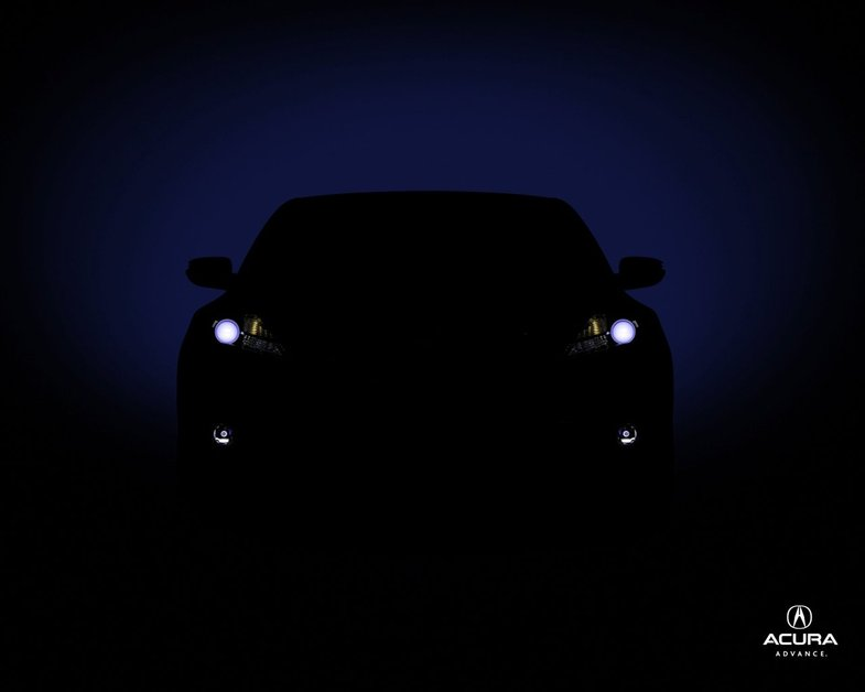 Acura СUV официальные изображения