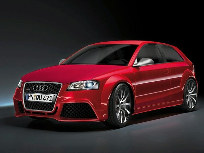 Audi А3 новое поколение