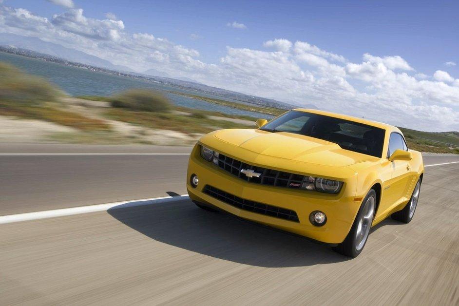 Chevrolet Camaro первые экземпляры