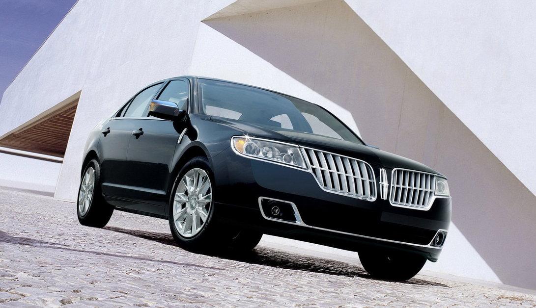 Lincoln MKZ поступил в продажу