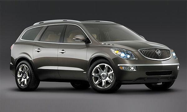 Buick против Lexus