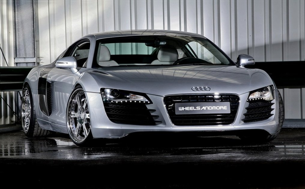 Wheelsandmore чип-тюнинг Audi R8