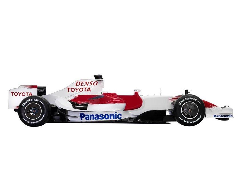 Toyota цель номер 1 попасть в тройку Формуле-1