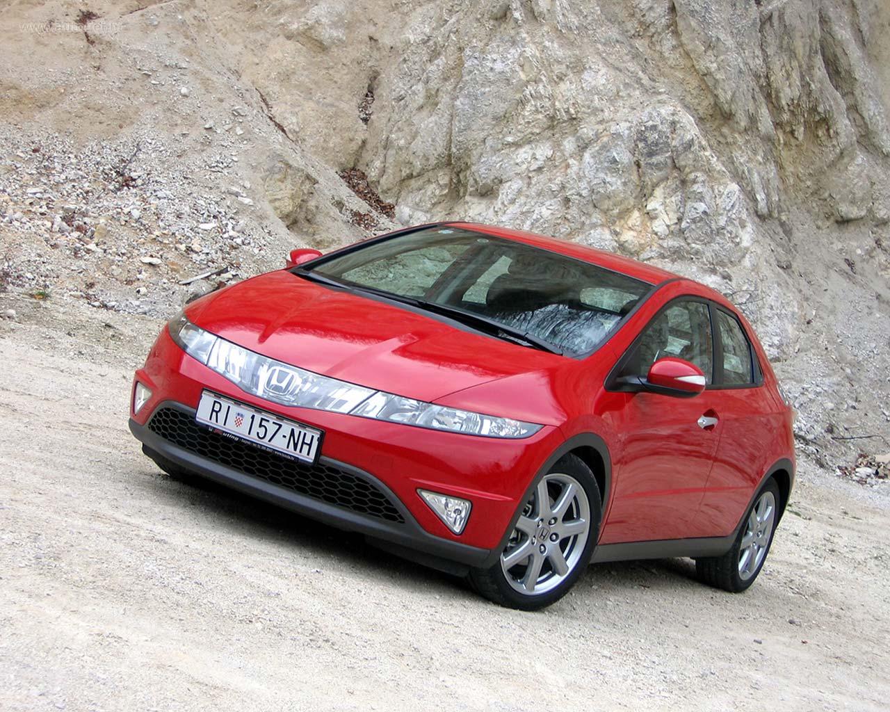 Honda Civic прошел краш-тест EuroNCAP (видео)