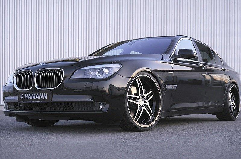 BMW 7-й серии от тюнинг-ателье Hamann