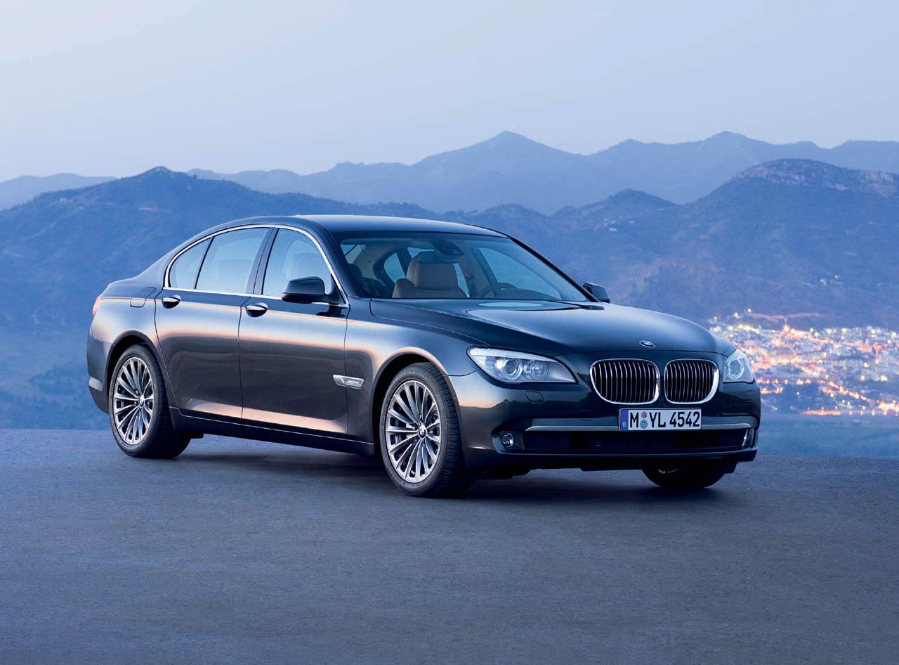 Новоя модель BMW 760i