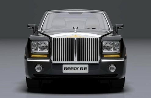 Шанхай-2009: от Rolls-Royce Phantom