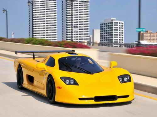 Компания Mosler Automotive
