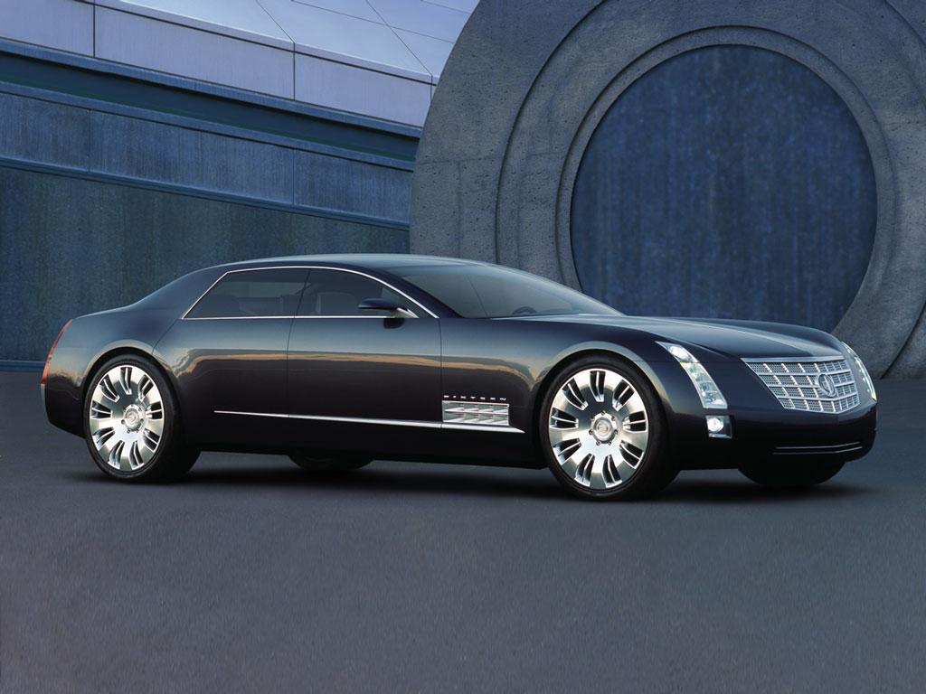 Cadillac новинки с передним приводом