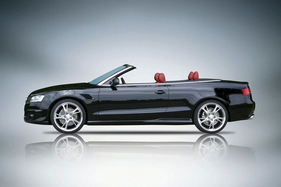Audi A5: От тюнинг-ателье ABT Sportline