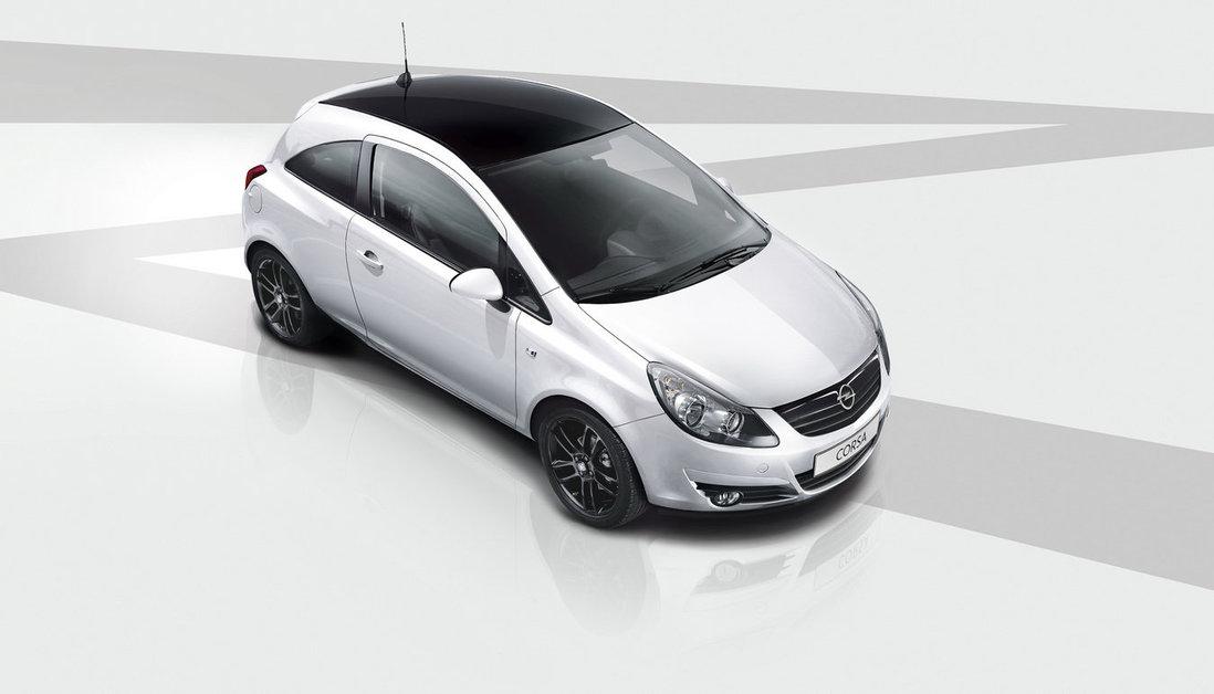 Opel Corsa: Color Edition