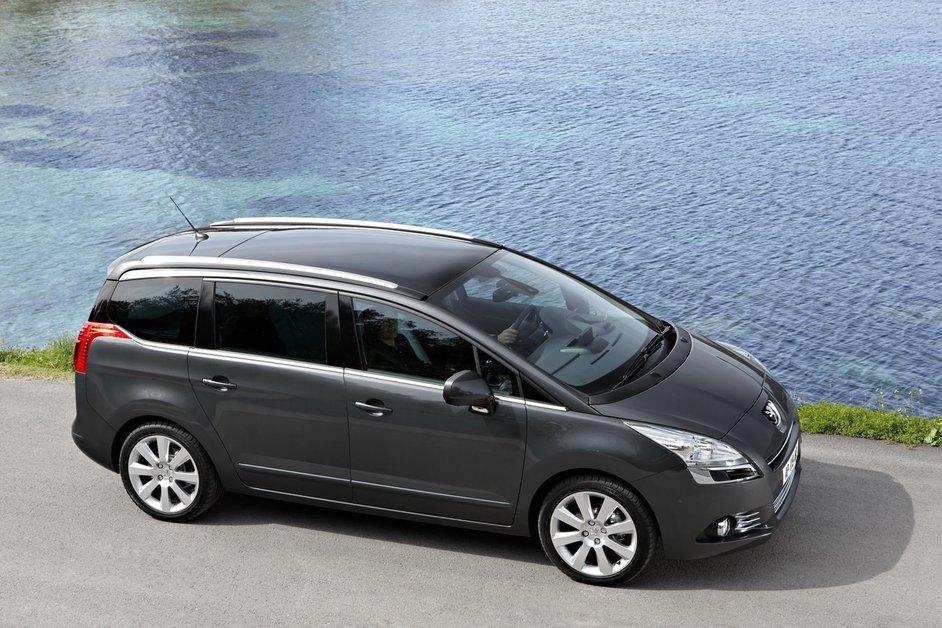 Новый Peugeot 5008