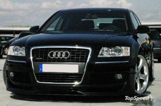 Audi A8 От тюнинг ателье PPI Design