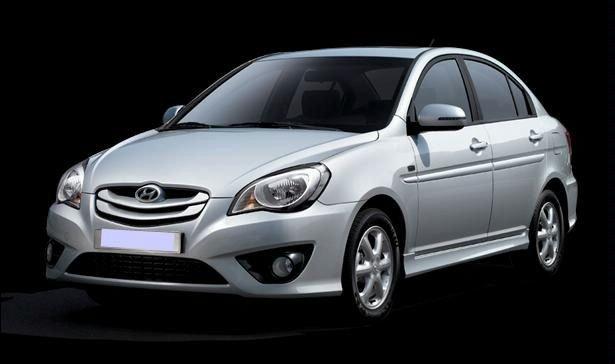 Hyundai  Accent: Обновленный