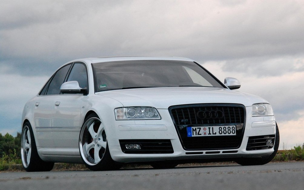 Audi S8 От немецкого ателье Mariani
