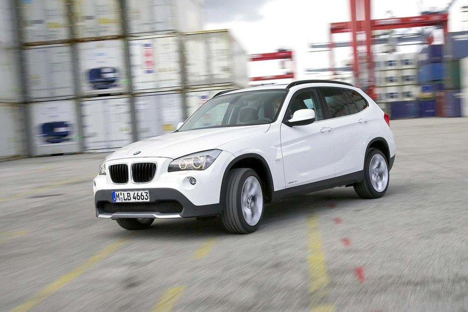 BMW X1 из неофициальных источников
