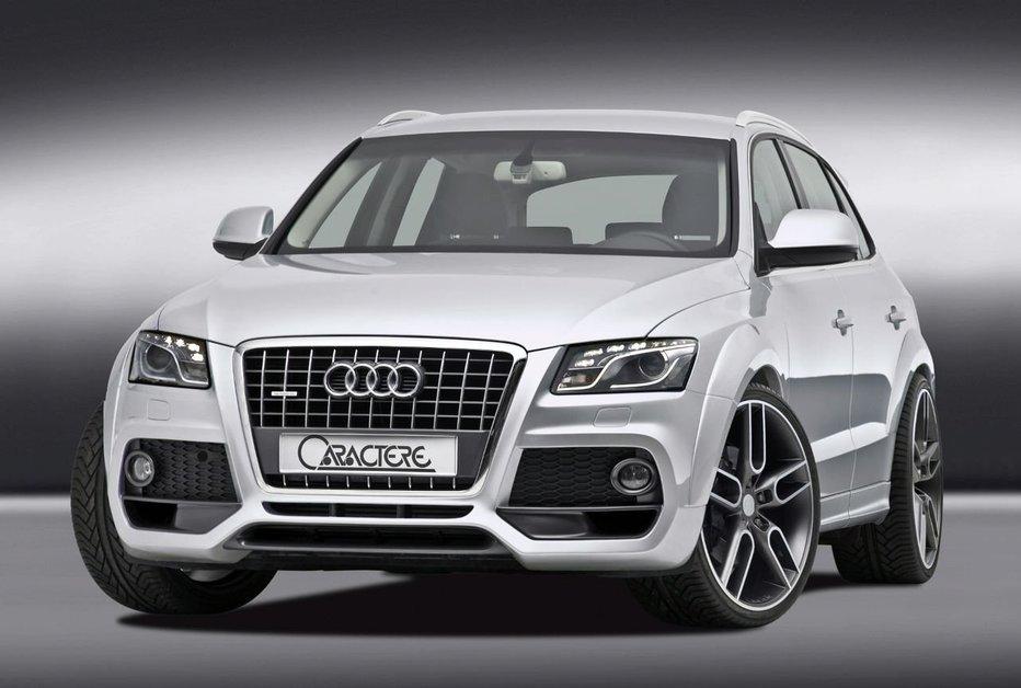 Audi Q5: От тюнинг-ателье Caractere