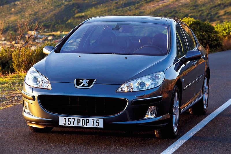 Peugeot 407: 2010 модельного года два новых мотора