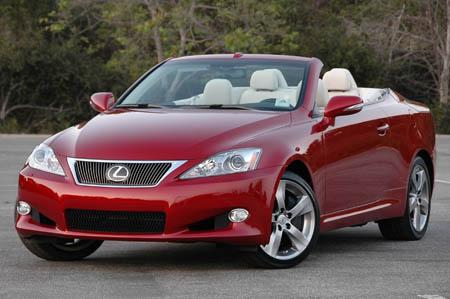 Lexus IS F модельный ряд IS C
