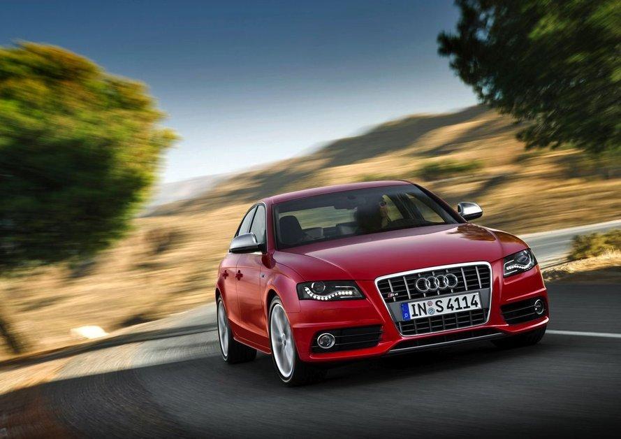 Audi S4: От тюнинг ателье MTM