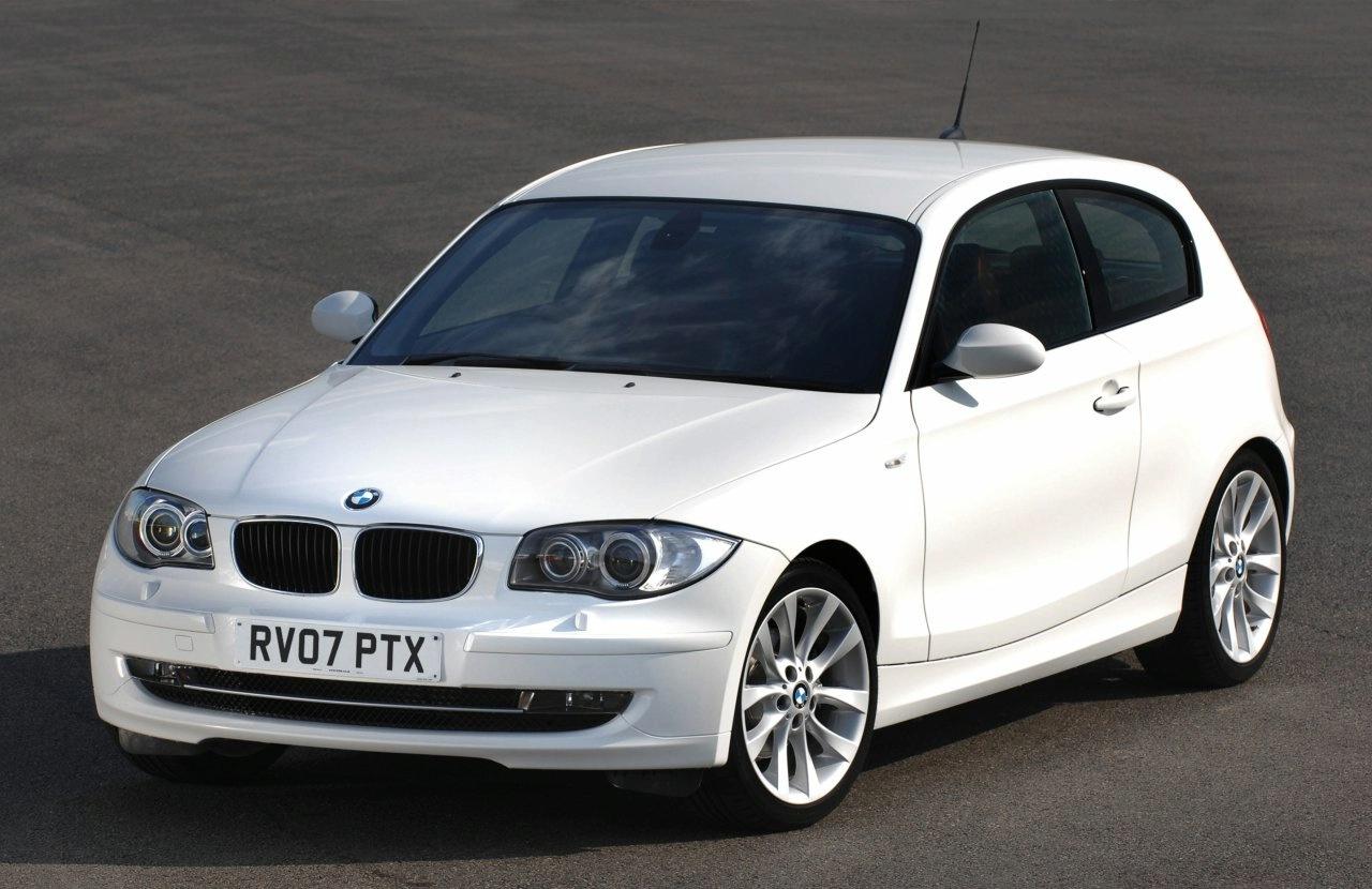 BMW 116d Доводка автомобиля от Hartge
