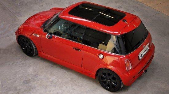Mini Cooper S: От тюнинг ателье Prior-Design