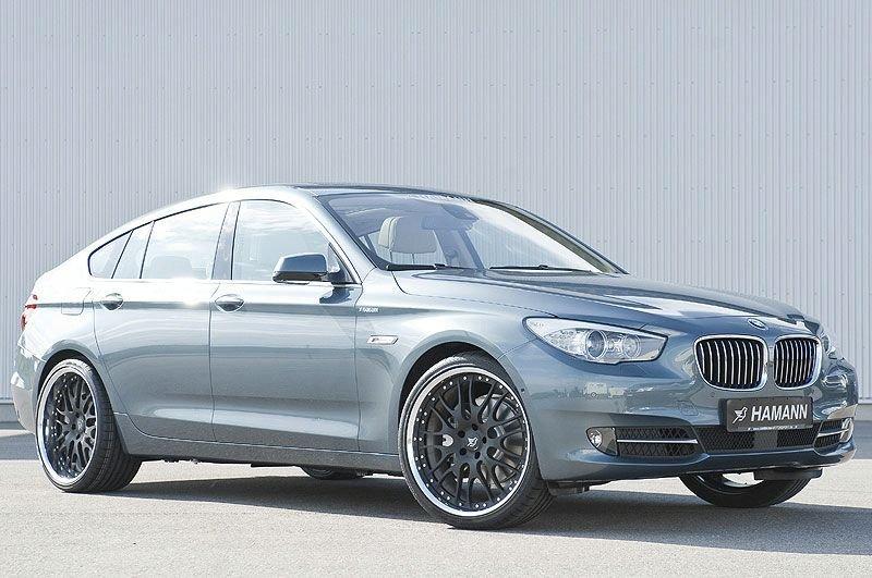 BMW 5-й серии GT От тюнинг-ателье Hamann