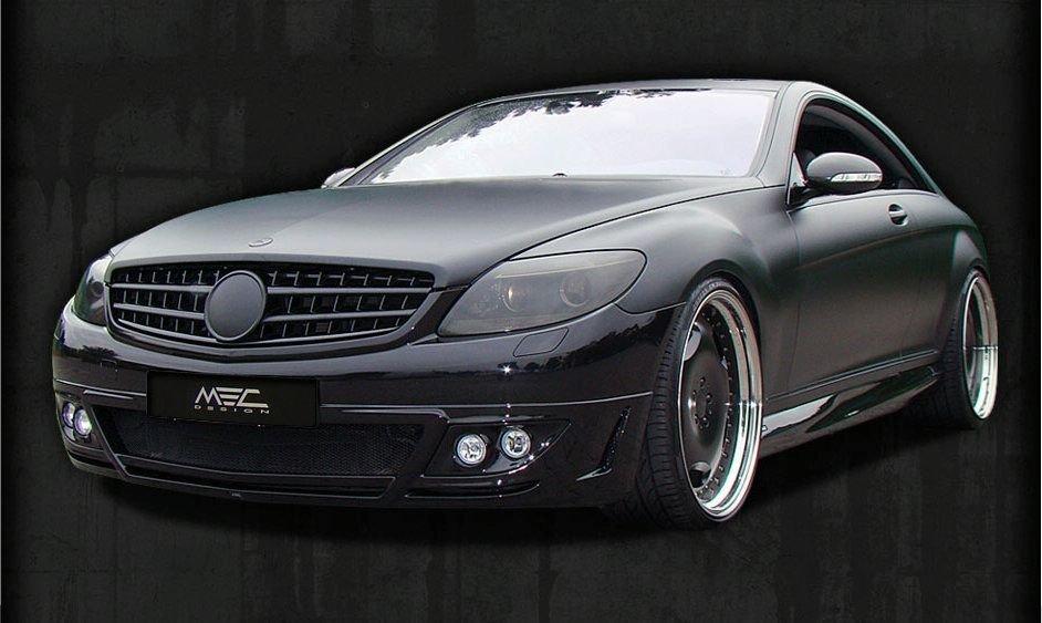 Mercedes CL От ателье MEC Design