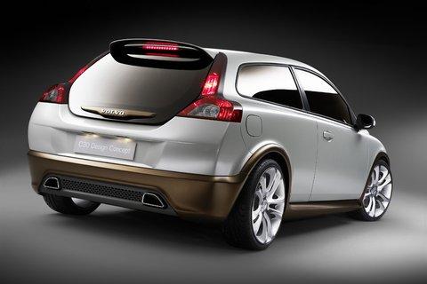Volvo C30 Дебютный показ электрической версии модели