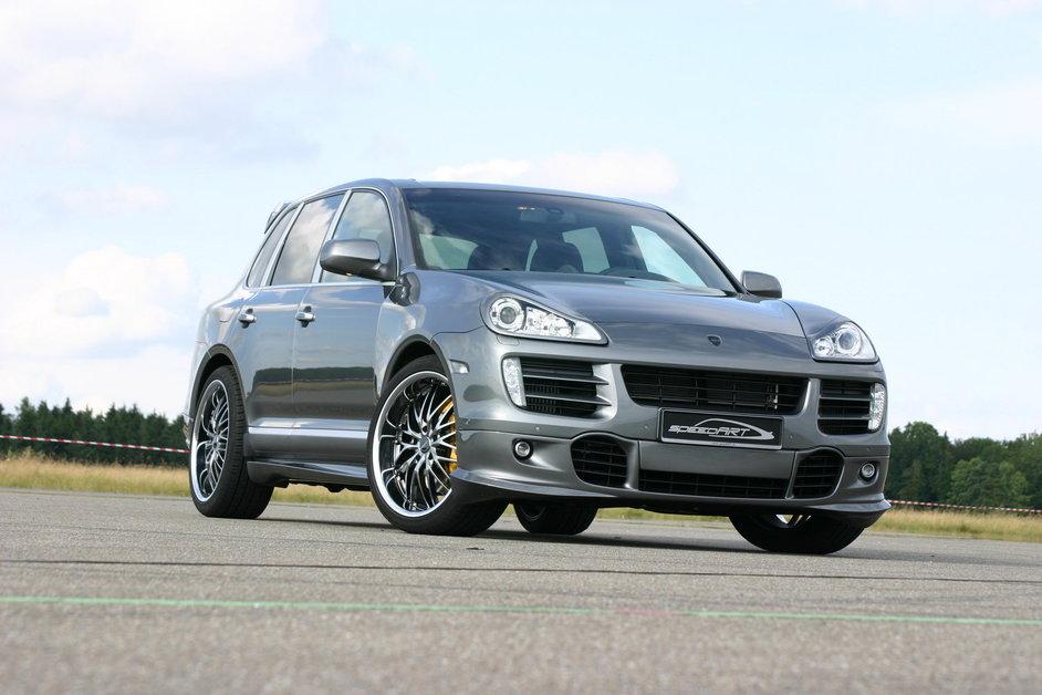 Porsche Cayenne От тюнинг-ателье SpeedART