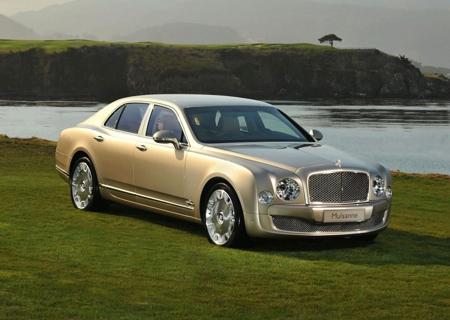 Bentley Mulsanne Новый флагман