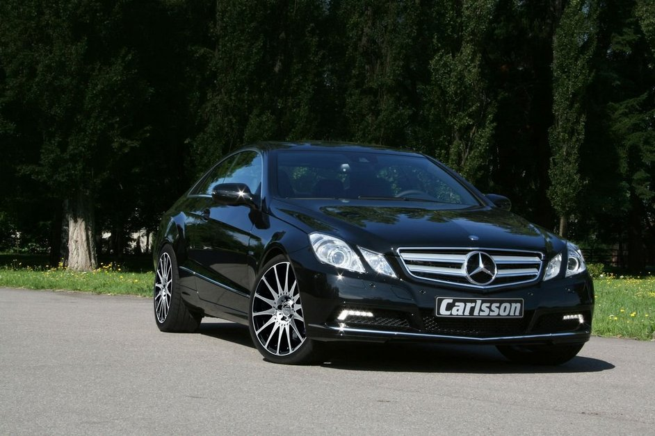 Mercedes-Benz E-класса от Carlsson